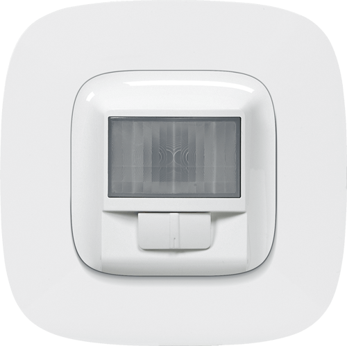 Motion sensor without neutral