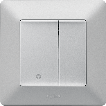 Universal dimmer without neutral 400 W